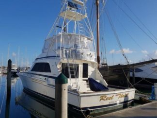 Bertram 60 Flybridge Cruiser 1992
