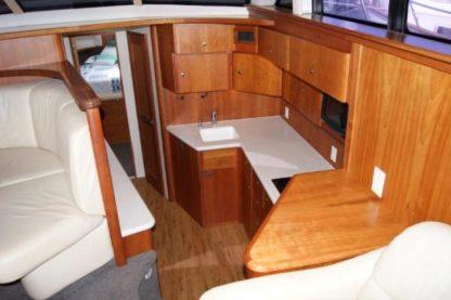Silverton 42 Flybridge Cruiser 2003